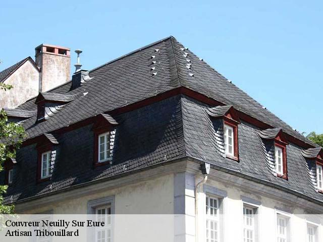 Couvreur  neuilly-sur-eure-61290